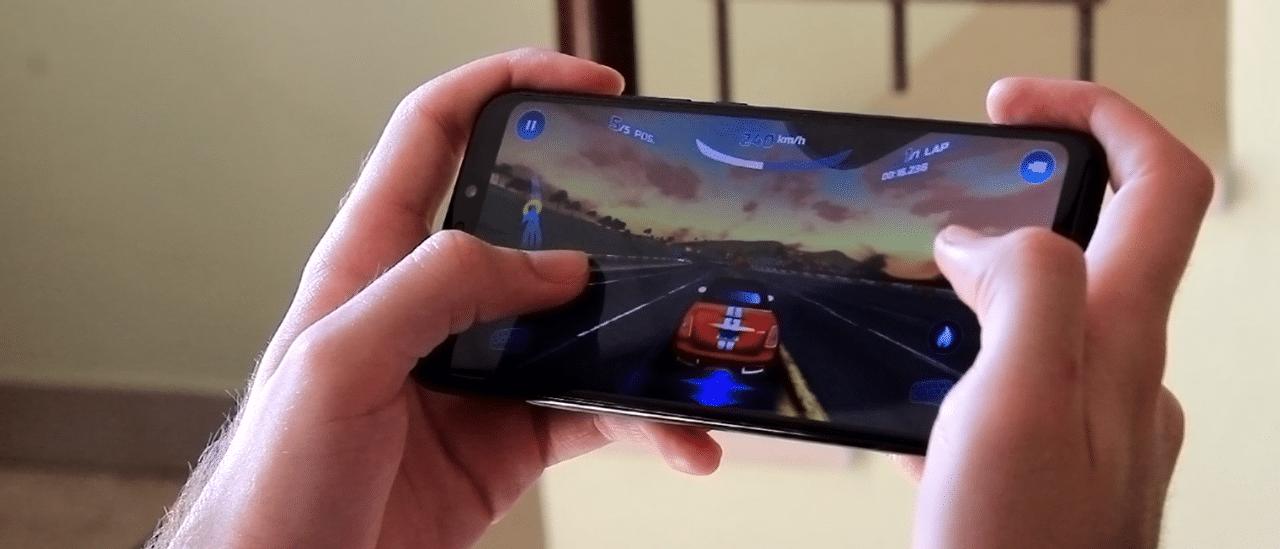 Huawei Mate 20 Lite jogos