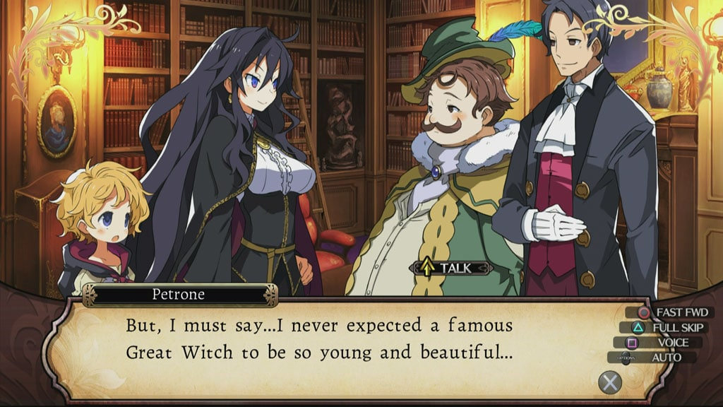 Labyrinth of Refrain Coven of Dusk Review 1