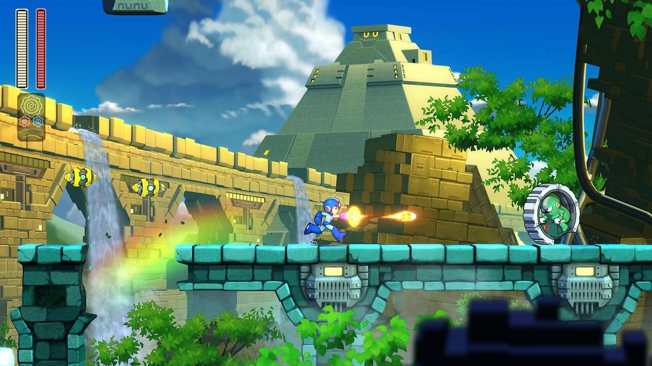 Mega Man 11 Review 1