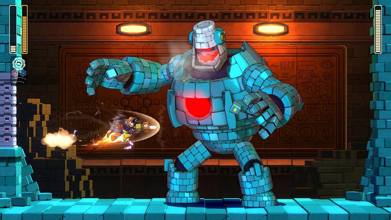 Mega Man 11 Review 3