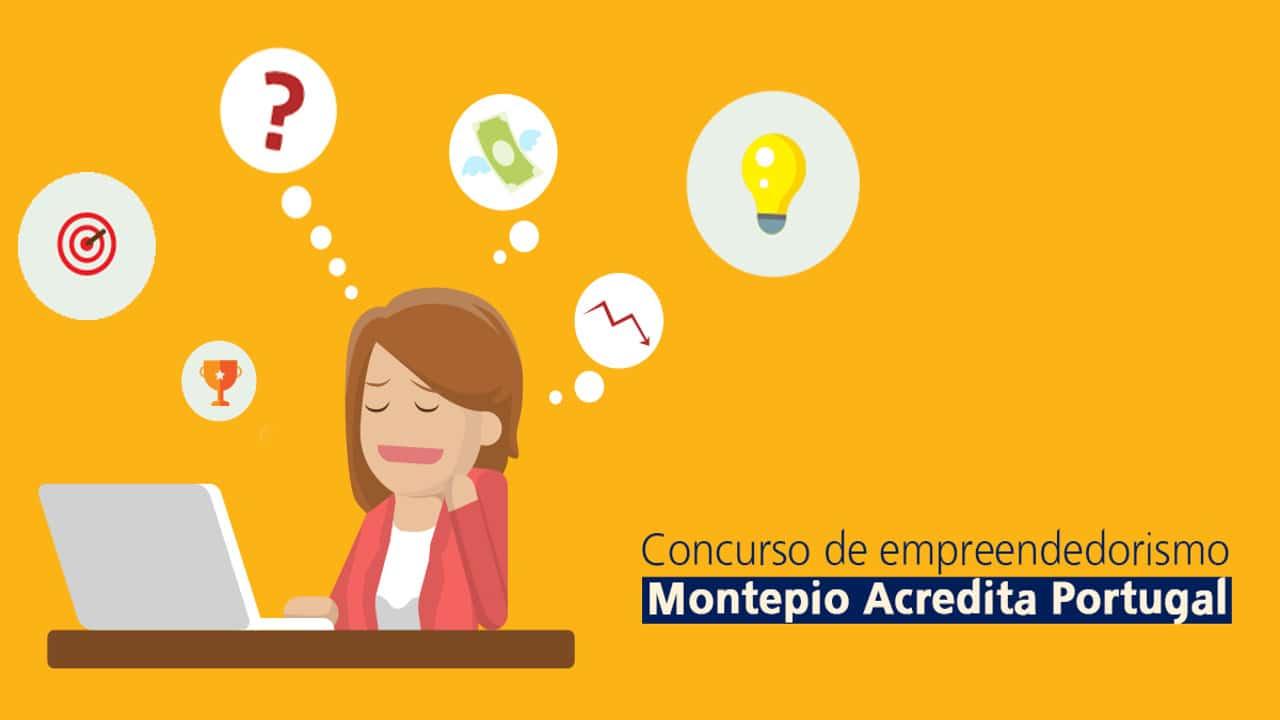 Concurso Montepio Acredita Portugal 2019
