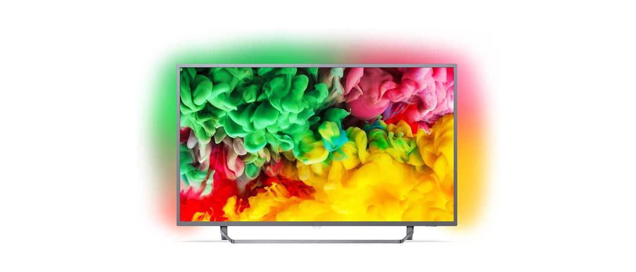 1 TV LED 4K Ultra HD 55 Philips