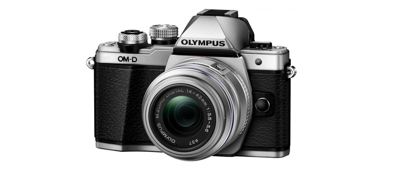 6 – Maquina Fotográfica Olympus E M10II