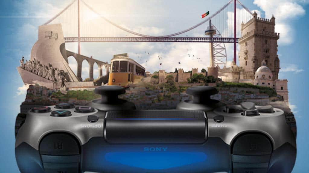 PlayStation Portugal na Lisboa Games Week