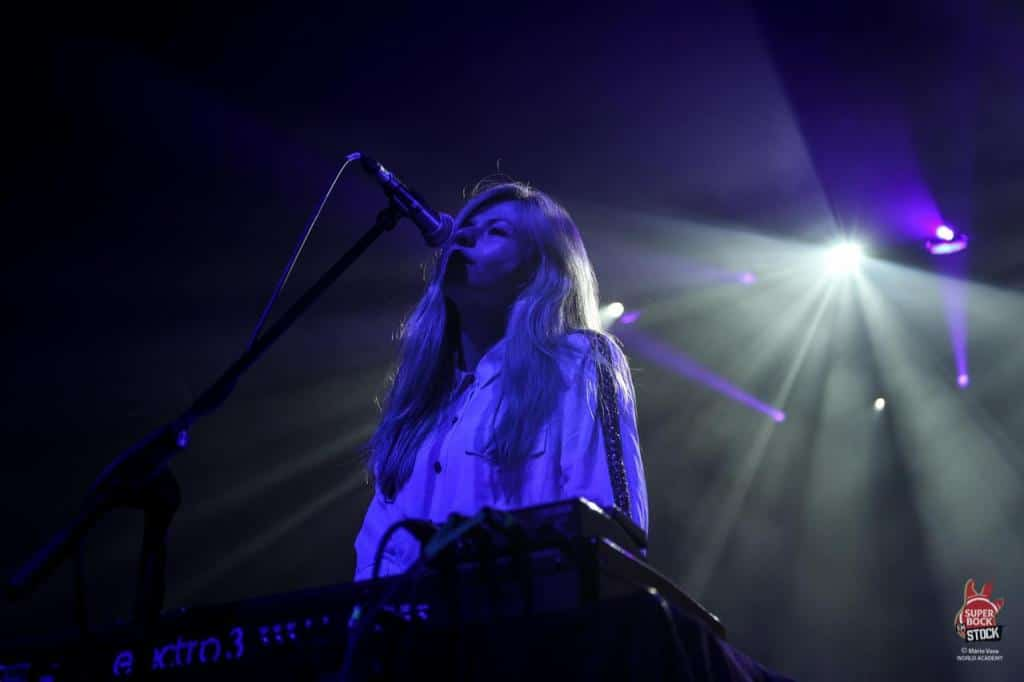 Still Corners no Super Bock em Stock
