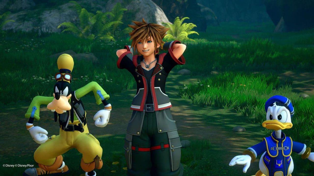 série de Kingdom Hearts