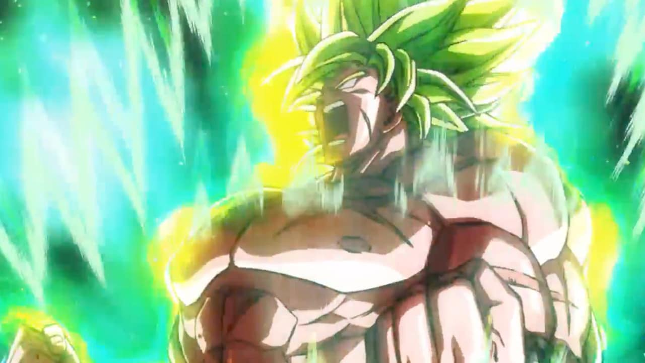 Dragon Ball Super: Broly trailer