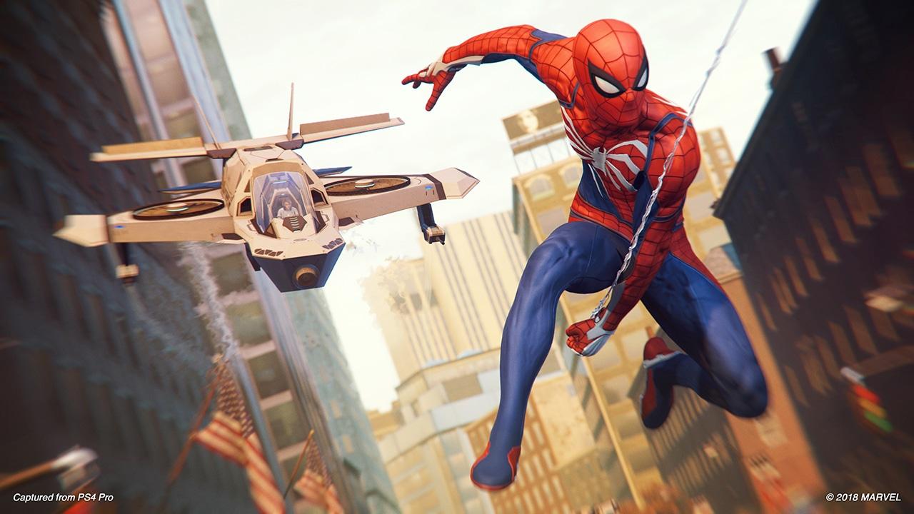 Marvels Spider Man Silver Lining