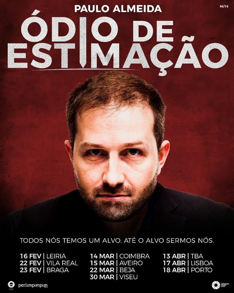 Ódio de Estimação - Paulo Almeida