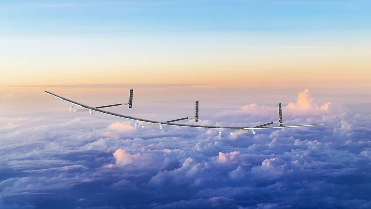 Boeing drone solar - Odysseus