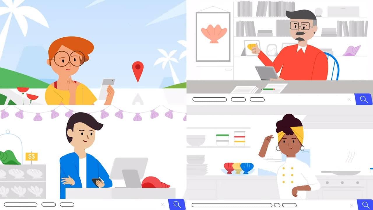 Centro de Segurança Google