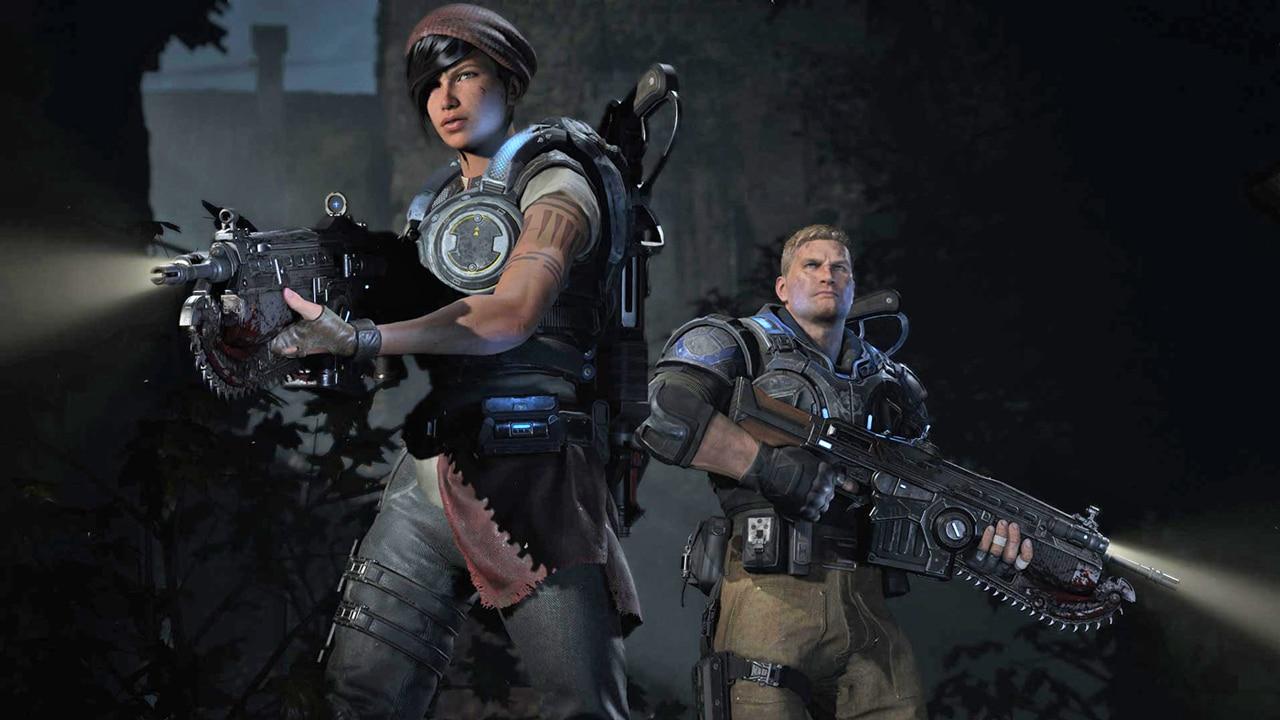 Gears of War 4 grátis