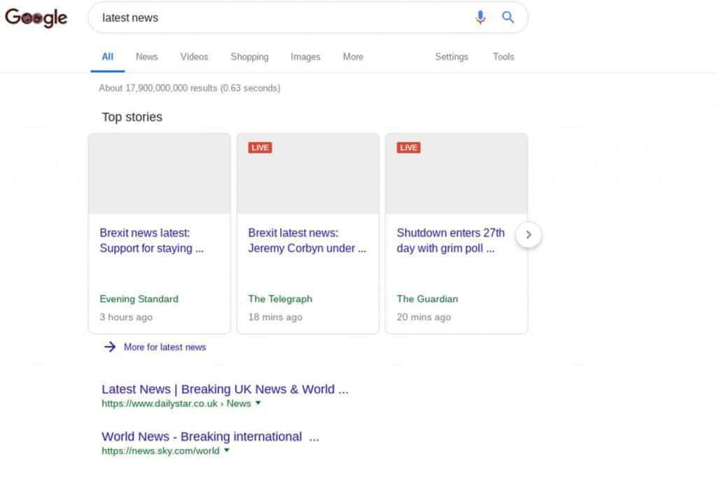Google Artigo 13