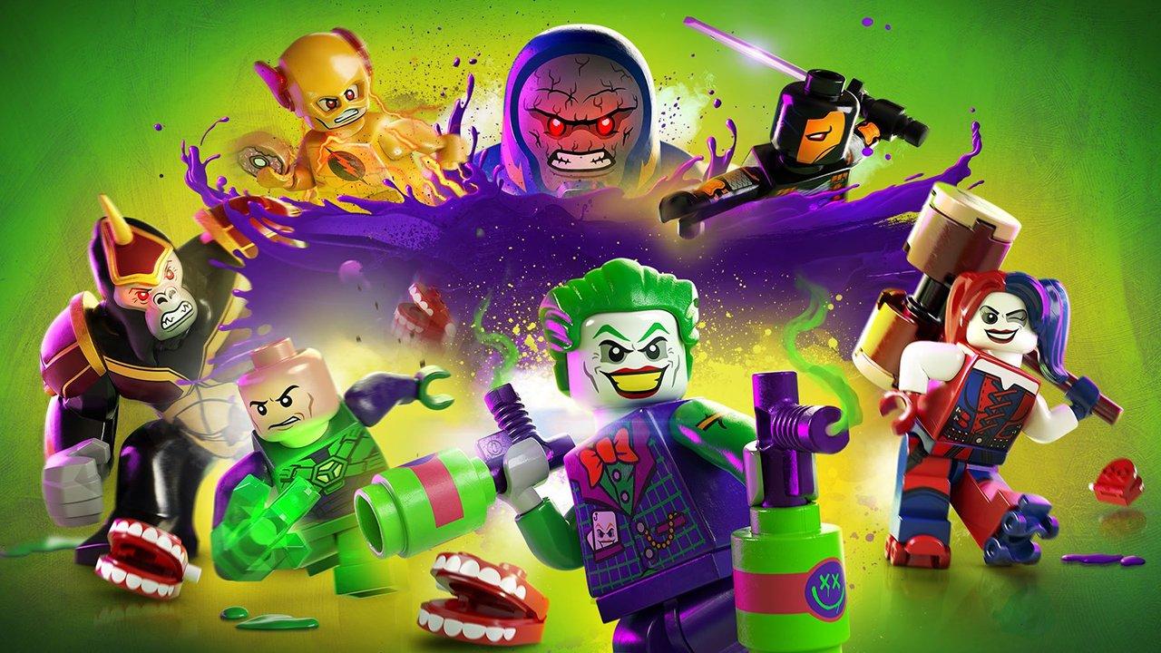 LEGO DC Suoer Villians