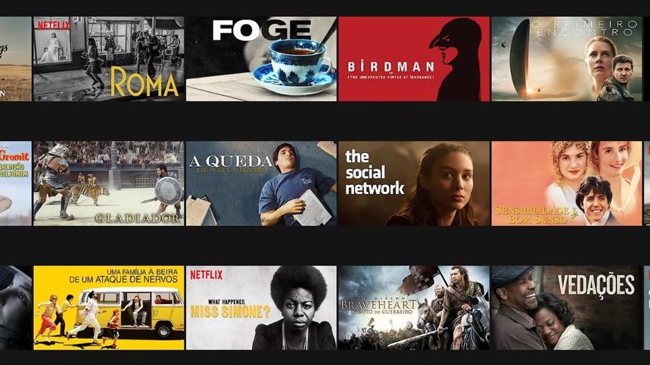 Netflix Óscares