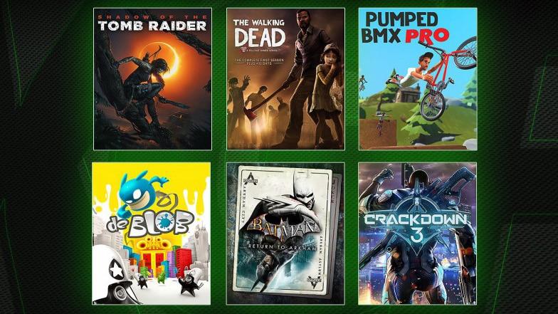 Crackdown 3 Xbox Game Pass