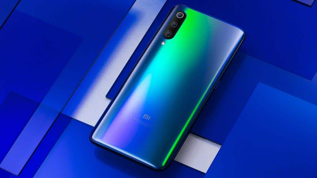 Xiaomi Mi 9 imagem