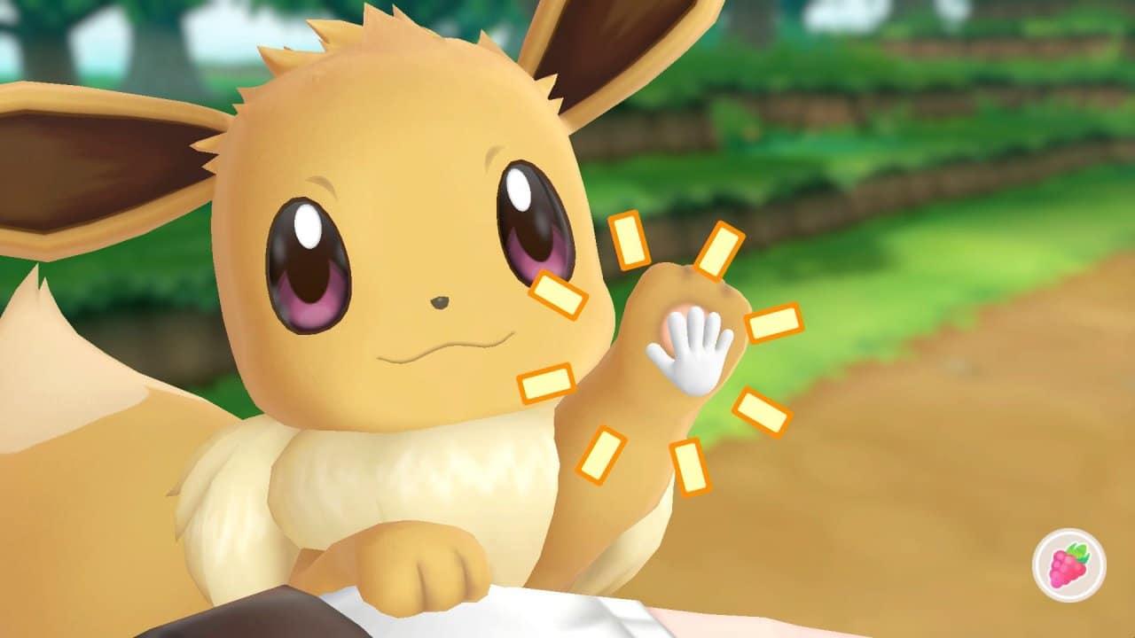 Pokémon Let's Go Demo