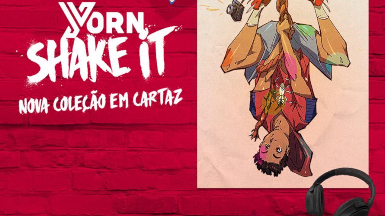 Yorn Shake It