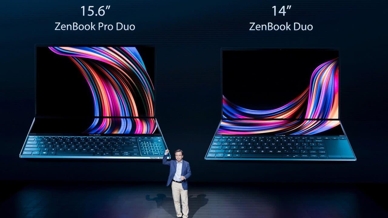 AsusZenBook Pro Duo