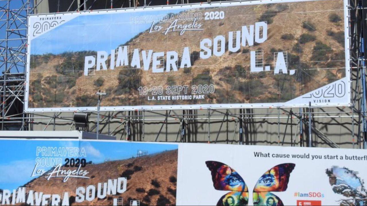 NOS Primavera Sound 2020