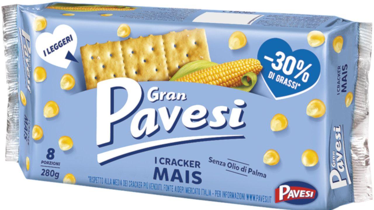 crackers de milho
