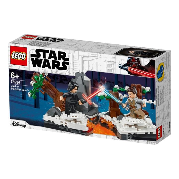 75236 LEGO® Star Wars™ Duelo na Base Starkiller (1)