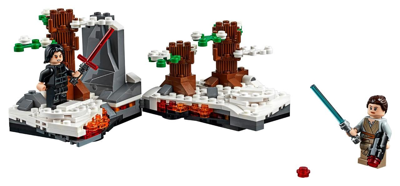 75236 LEGO® Star Wars™ Duelo na Base Starkiller (3)