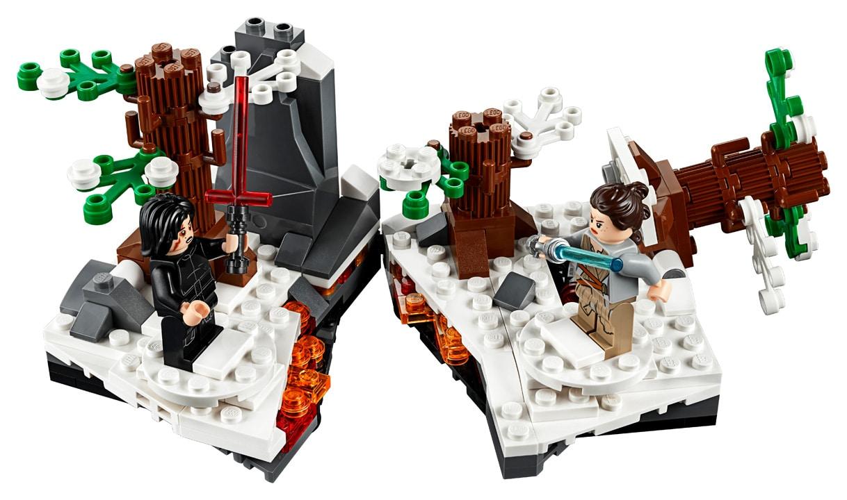 75236 LEGO® Star Wars™ Duelo na Base Starkiller (4)