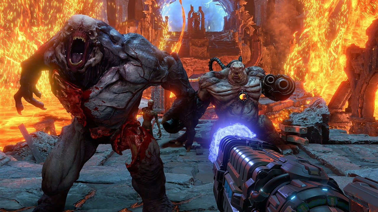 DOOM Eternal Battlemode
