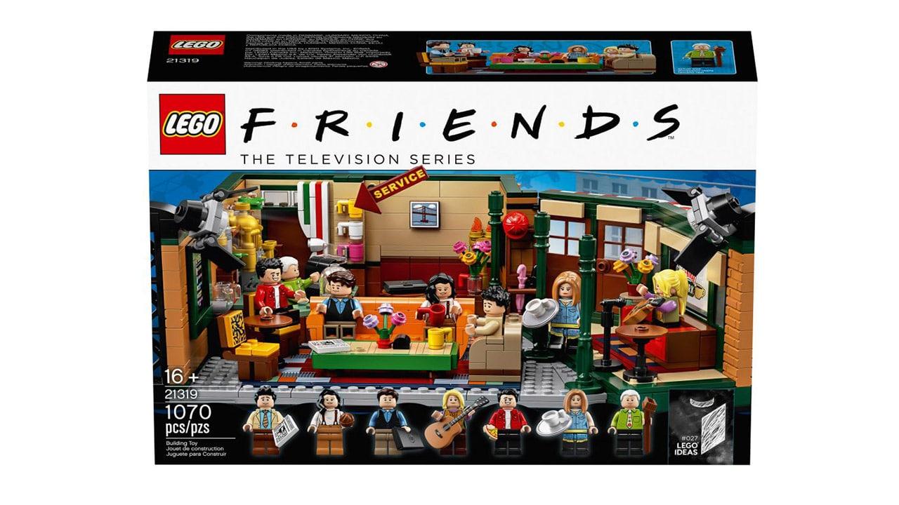 LEGO F.R.I.E.N.D.S.