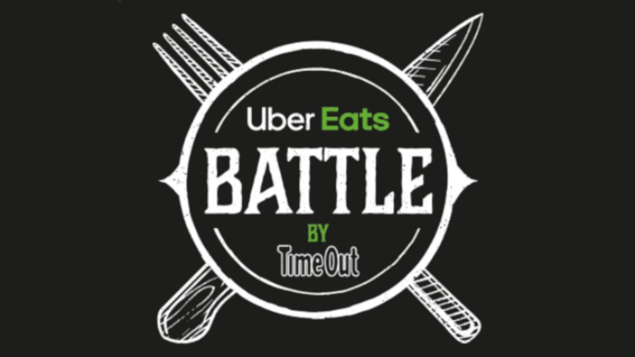 Uber Eats Battle by Time Out