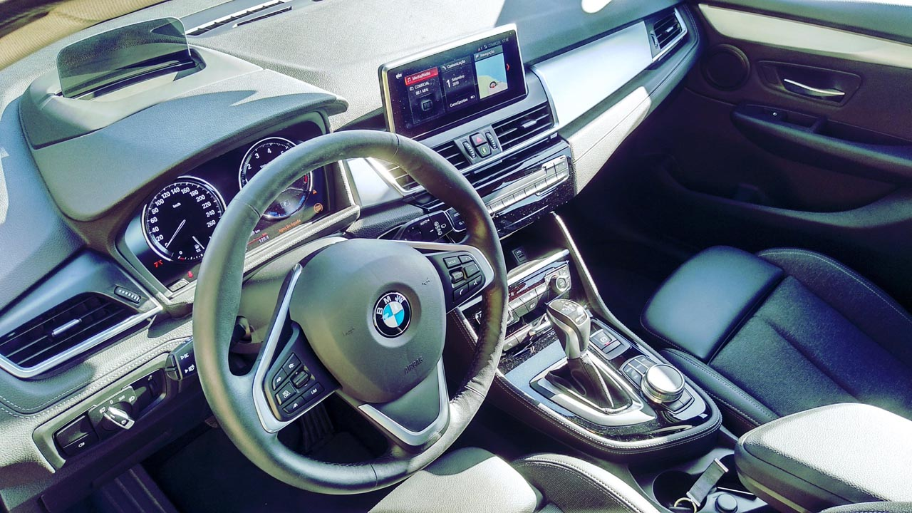 BMW 225xe iPerformance Active Tourer