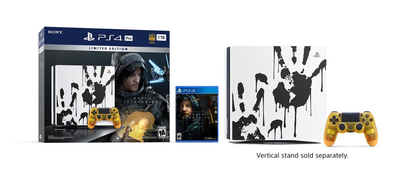 Death Stranding PlayStation 4 Pro 4