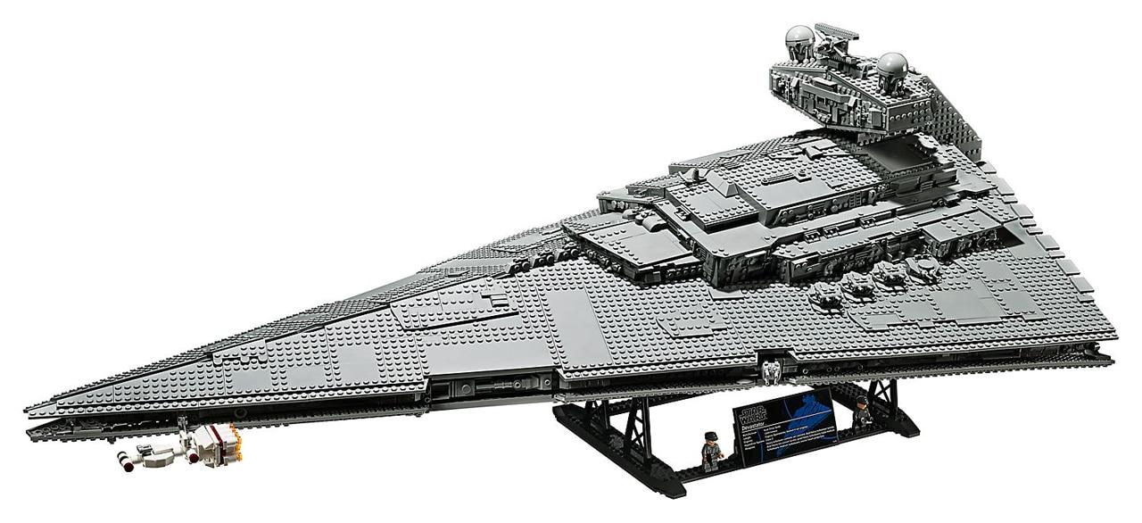 LEGO Star Wars Imperial Star Destroyer 2