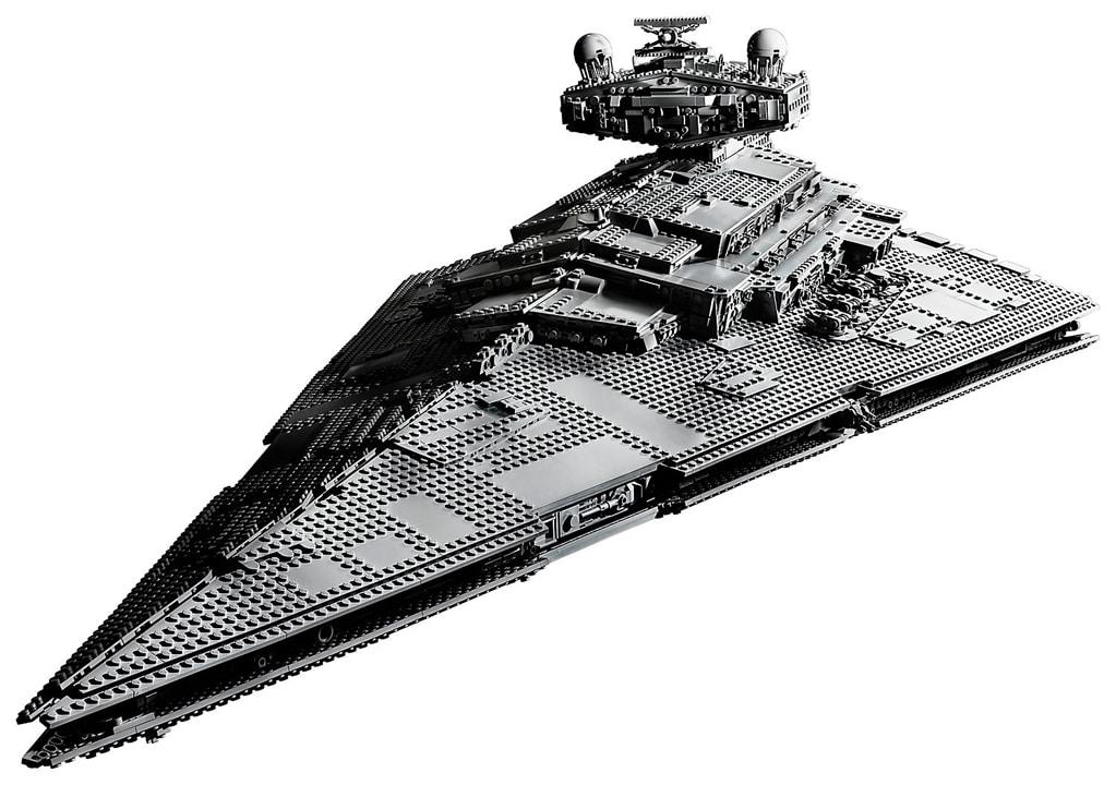 LEGO Star Wars Imperial Star Destroyer 3