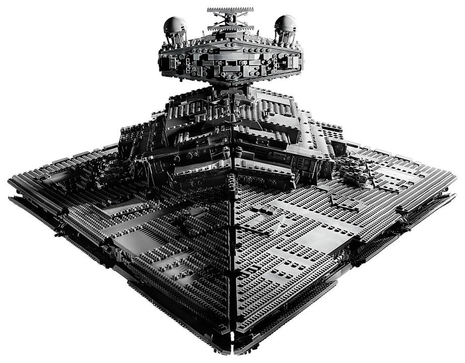 LEGO Star Wars Imperial Star Destroyer 4
