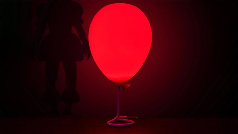 Pennywise Ballon Lamp