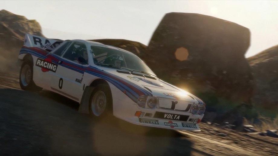 WRC 8 Legendary