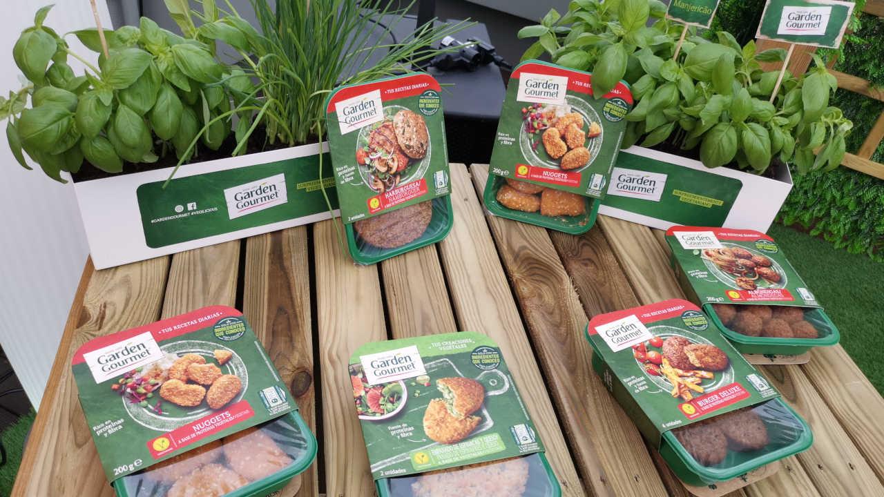 garden gourmet evento