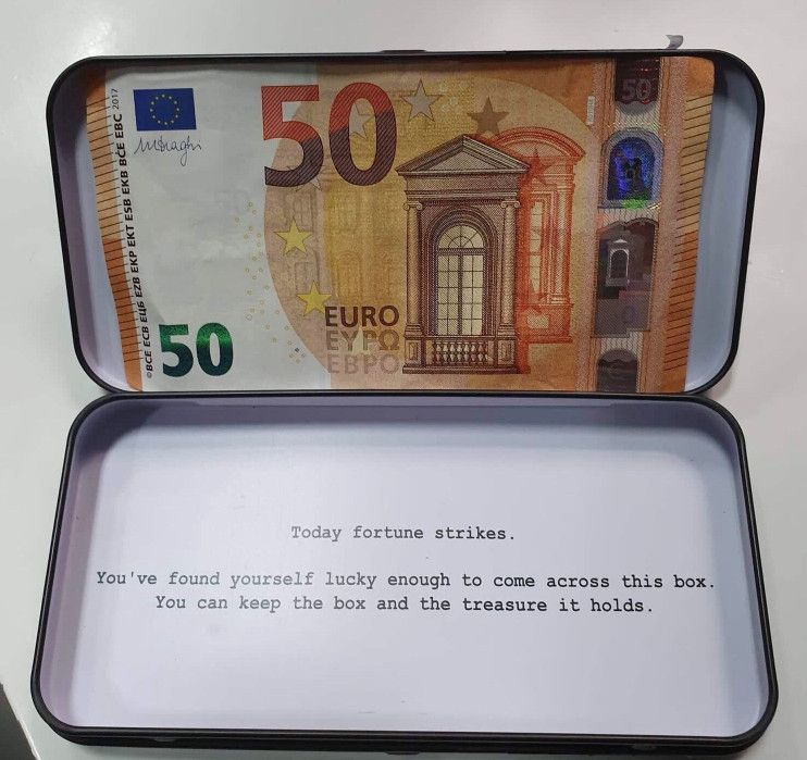 snoopo dinheiro