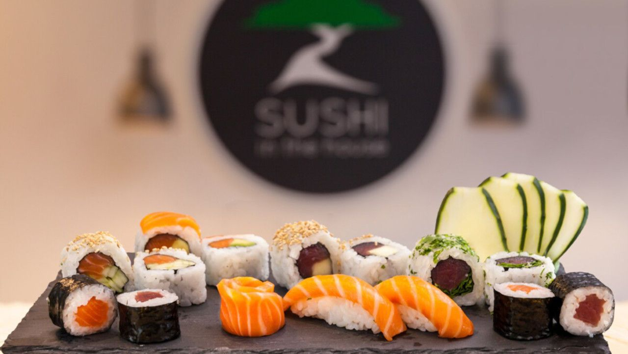 Sushi in the House