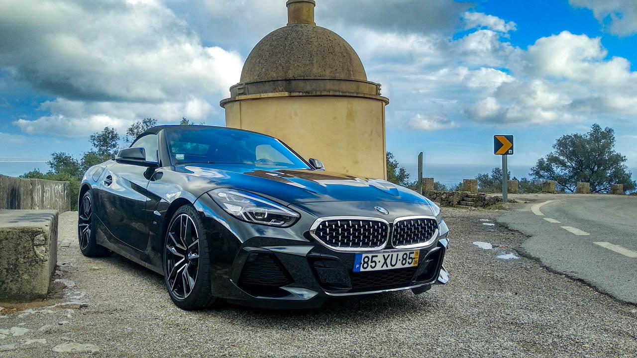 Ensaio BMW Z4 Echo Boomer