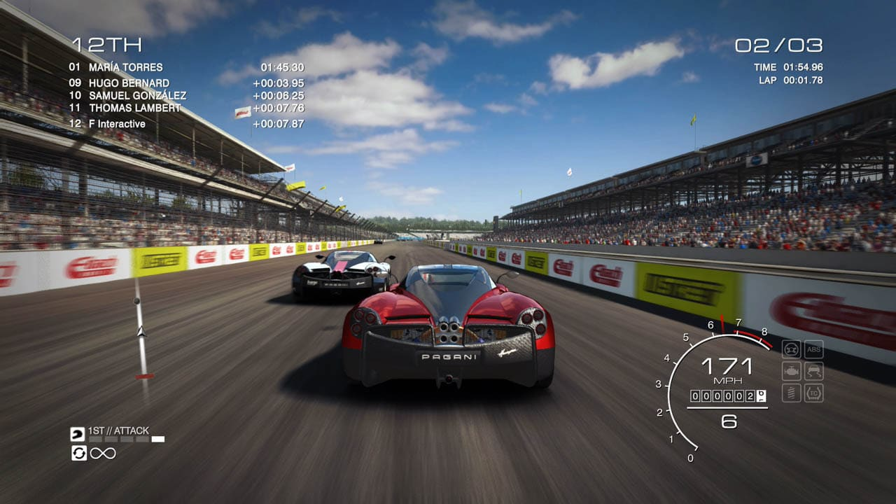 grid autosport review nintendo switch 1 1