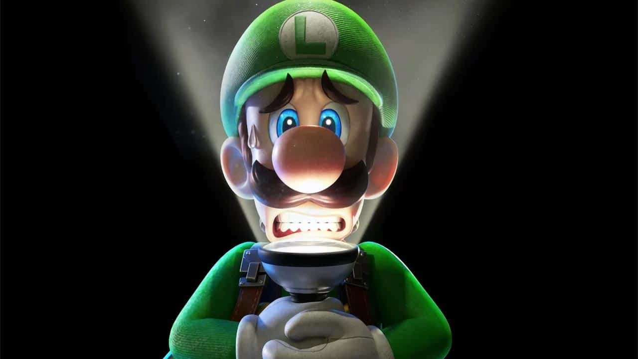 novo vídeo de Luigi's Mansion 3