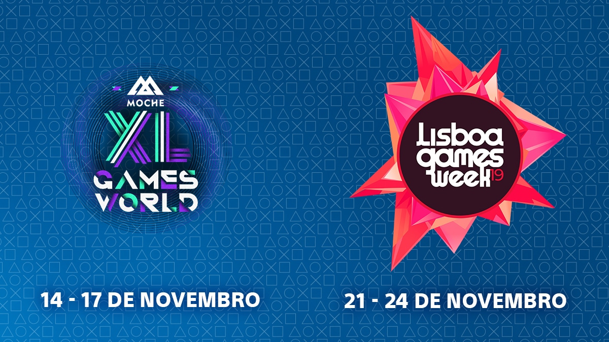 PlayStation Eventos Novembro