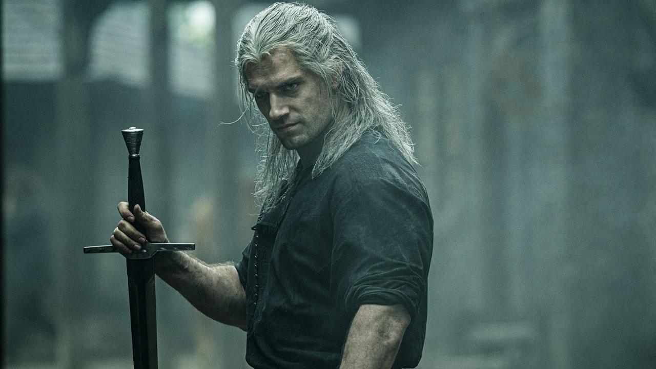 The Witcher para a Netflix