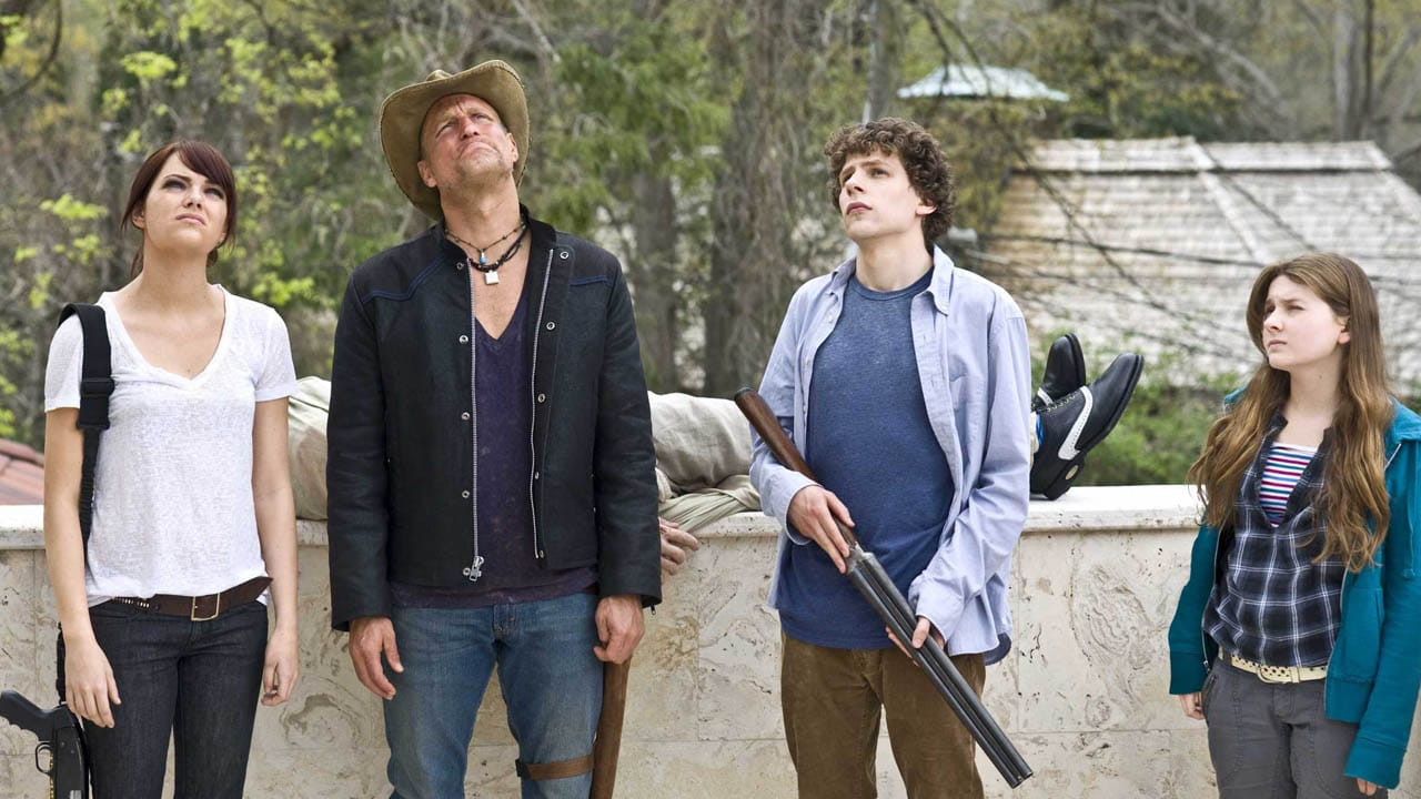zombieland 2011 echo boomer review