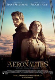 Poster Passatempo - Aeronautas