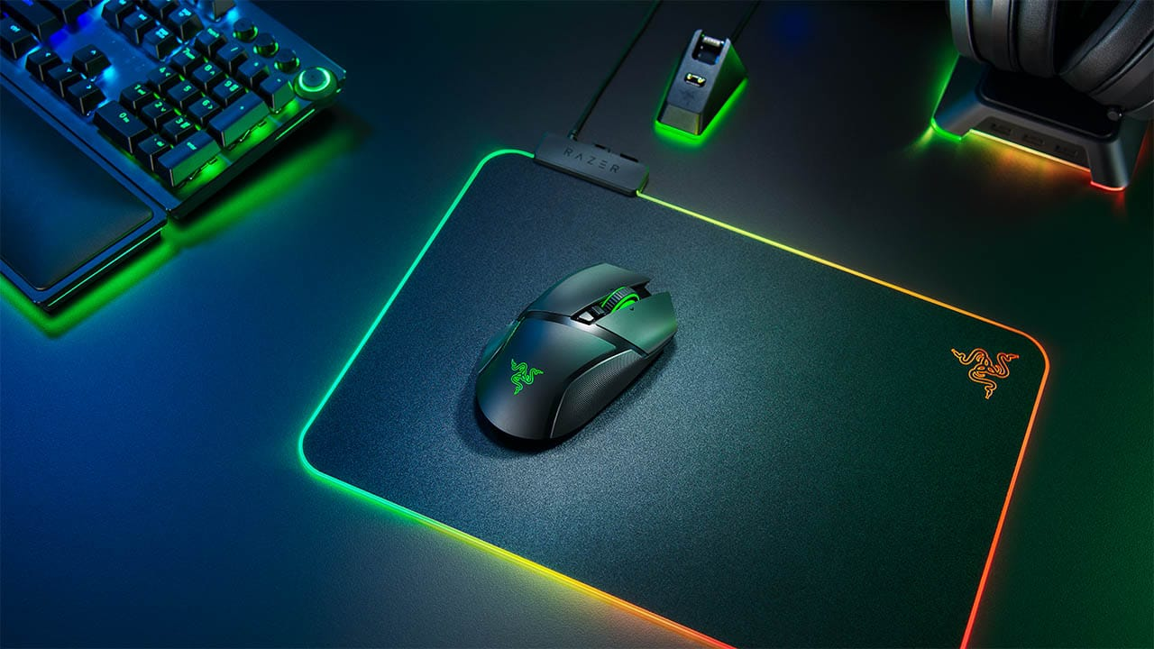 Ratos da Razer - Basilisk Ultimate